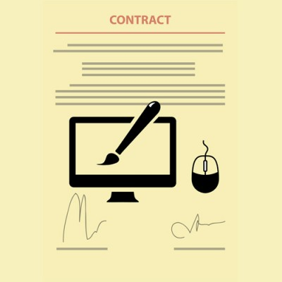 CONTRACT PAPER FOR FREELANCE